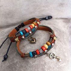 Beads beads beads.