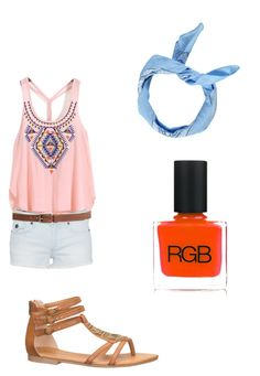 """Tribal"" by gabriellekate on Polyvore"