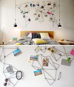 sticker carte du monde aquarelle cartes monde multicolore pinterest beautiful aquarelle. Black Bedroom Furniture Sets. Home Design Ideas