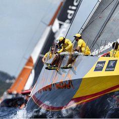 Volvo Ocean Race, Global Weather, The World Race, Sail Boats, Catamaran, Abu Dhabi, Google Play, Nautical, Sailing