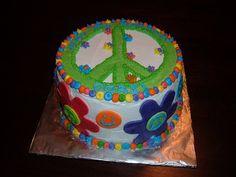 Peace-Love Birthday
