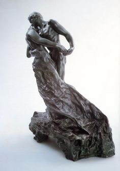 Las 10 obras de arte más románticas: Camille Claudel - El vals
