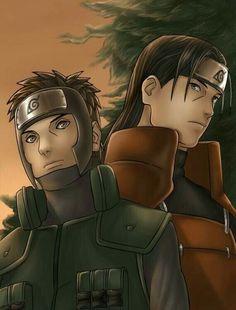 Yamato and Hashirama
