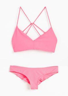 Deb Top + Kiki Bottom Bikini in SOLSTICE #boysandarrows