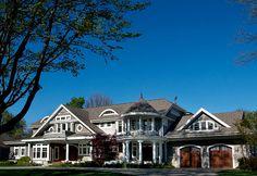 Hamptons Style Home. #Hamptons #Home