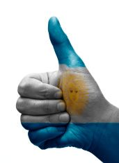 Thumbs up Argentina stock photo Soccer Cup, Argentina Flag, Online Image Editor, Flags, Ale, Stock Photos, Mendoza, Folklore, Fifa