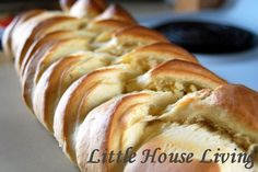 Cream Cheese Danish. Excellent FROM SCRATCH recipe. Skip the canned ingredients! Nothing compares to the fresh taste.