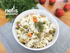 Risotto, Grains, Rice, Ethnic Recipes, Food, Essen, Meals, Seeds, Yemek
