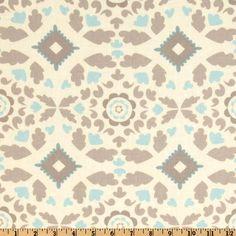 Taza Josephine Neutral - Discount Designer Fabric - Fabric.com