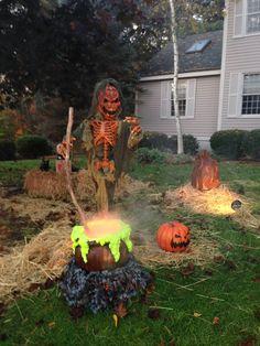 halloween yard decorations halloween diy