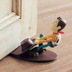 Best door stop ever!! //