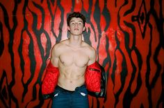 Shawn Mendes would rather take a drive to the beach than go out to the club. However, he's a Leo, and he's not exactly shy. He's a tender-voiced, albeit ou