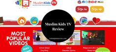 Muslim Kids TV is an online entertainment website for Muslim kids. Features animated videos with Islamic themes, games, etc.