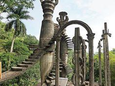 MÉXICO: FOTOGALERÍA: El jardín surrealista de Xilitla shaune fraser