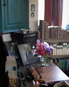 Vita SackvilleWest's Desk / Virginia Woolf by BlackbirdStudioUK, $15.00