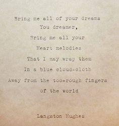 Langston Hughes