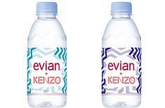 「2015年「エビアン」デザイナーズボトル」の330mlペットボトル