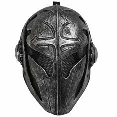 86cefc07a9a OneTigris Full Face Protection Game Mask Knight Mask Templar for Men      Check this awesome product by going to the link at the image.