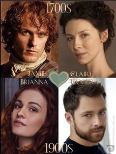 #Outlander F- yeah! Only they wing be in the same place altogether until season 4.. Sad face!
