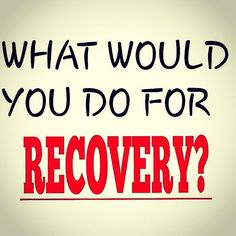 So...what WOULD YOU DO...for YOUR RECOVERY? TAP TWICE AND TAG if you want.  Recovery Today Magazine is the #1 Addiction Recovery and Sobriety Magazine and its FREE! LINK in our Bio (@recoverytodaymag) . . . .#alcoholic #alcoholism #aa #narconon #heroinaddict #drugrehab #mentalhealth #RecoveryRoad  #inspiration #drugrecovery #drugrehab #vape #vapecommunity #hope #hopelessness #sober #sobriety #recoveryisworthit  #cocaine #addictionhelp #recoverytoday #recoverytodaymagazine #sobercommunity…