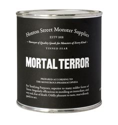 Hoxton Street Monster Supplies
