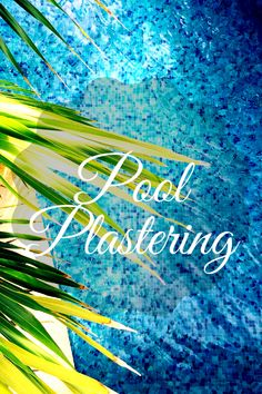 Pool Plastering In 2020 Pool Plaster Pool Swimming Pool Designs