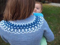 Ysolda's Strokkur...my favorite Icelandic sweater!