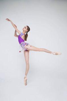 <<Vaganova Ballet Academy student Daria Ionova # Photographer Ira Yakovleva>>