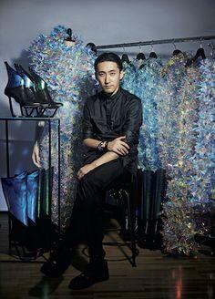 ユイマ ナカザトが東京でオートクチュールコレクションを初お披露目