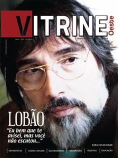 Capa da Revista Vitrine Oeste 1º Ano - Edição 05