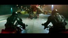 Teenage Mutant Ninja Turtles: Out of the Shadows on ulung entertainment