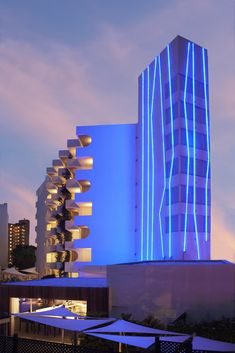 Hotel Pamplona, Mallorca ~ Spain, iluminado con nuestra ledtube LT-20. The One 2016.