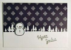 Joulukortti lumiukko Electronics, Consumer Electronics