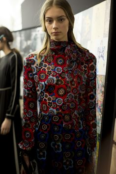 Valentino Fall 2015 RTW Backstage - Vogue
