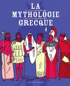 La mythologie grecque : Baussier, Sylvie
