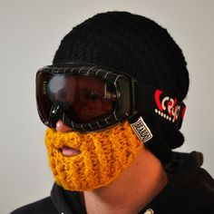 Beardo Gold, $29, now featured on Fab.