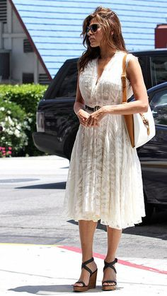 Why not mexico...: On the spot: Eva Mendes