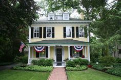 American+Foursquare | The American Foursquare: Prairie and Craftsmen styles responsible for ...