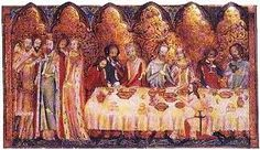 nepoznata-skrivena-istorija : Srednjovekovna evropska kuhinja - Capoun or Gos Fa...