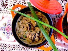 Escargots In Herbed Cream Recipe - Food.com