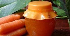 Morcov si miere la borcan – reteta pentru intarirea vederii Hot Sauce Bottles, Stuffed Peppers, Vegetables, Health, Food, Crafts, Manualidades, Health Care, Stuffed Pepper