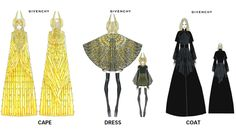 Givenchy Sketches | givenchy-sketches.png