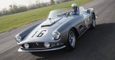 An Absolutely Beautiful 1959 Ferrari 250 Gt Lwb California Spider Competizione By Shaun Ivancic Car Guru Online