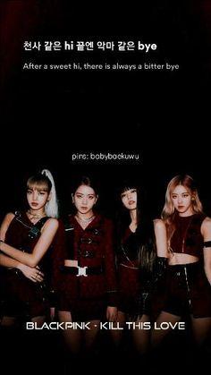 Pink Song Lyrics, Korean Song Lyrics, Korean Drama Songs, Song Lyrics Wallpaper, Love Songs Lyrics, Pop Songs, Music Lyrics, Cool Music Videos, Music Video Song