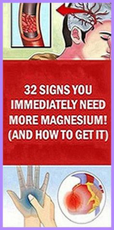 32 Signs You Immediately Need More Magnesium (And How To Get It) Natural Life, Natural Living, Natural Healing, Healthy Tips, Healthy Recipes, Healthy Food, Home Remedies, Natural Remedies, Mindfulness For Teachers
