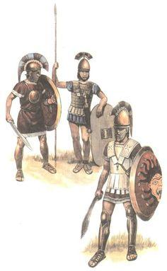 Guerrieri Etruschi