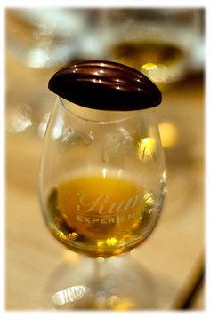 RumFest 2015 - Rum & Chocolate Pairing Seminar Ron, White Wine, Alcoholic Drinks, Chocolate, Glass, Photography, Photograph, Drinkware, Corning Glass