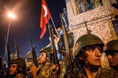 Turkey Will Seek Compensation for Costs of Coup, Official Says My Building, The Washington Post, Istanbul, Night, City, Modern, City Drawing, Cities