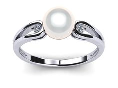 Genteel South Sea Pearl Ring. So beautiful as an engagement ring