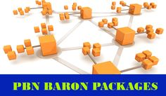 Private Blog Network Packages by PBN BARON